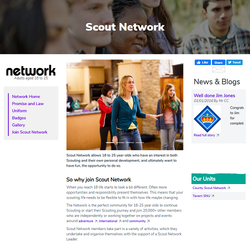 Scout Network