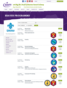 Scouts Online