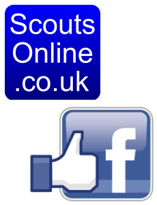 Scouts Online Websites on Facebook