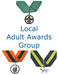 Local Adult Awards Group Page